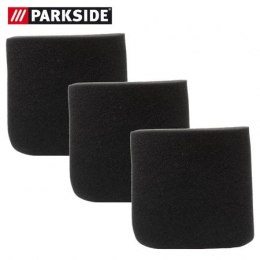3xPARKSIDE Filtr piankowy PNTS 1400 F2